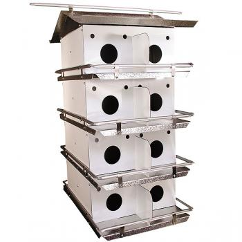 Coates Original Purple Martin House (16 Room)