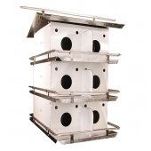 Coates Original Purple Martin House (12 Room)
