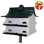 PVC Great Eight Purple Martin House (8 Room)