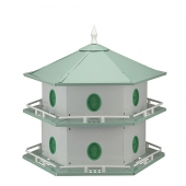 Heath Aluminum Purple Martin House (12 Room )