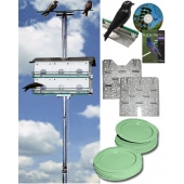 Nature House Safety System Complete Package Martin House (12 Room)