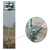 Heritage Farms Easy-Lift Pole System
