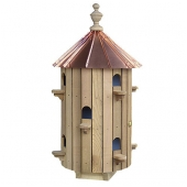 Cedar Purple Martin House (10 Room)