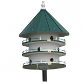 Azek Aluminum Purple Martin House (12 Room)