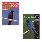 purple martin house informational booklet